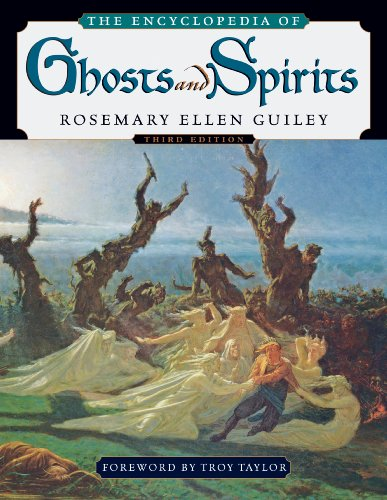 9780816067381: The Encyclopedia of Ghosts and Spirits