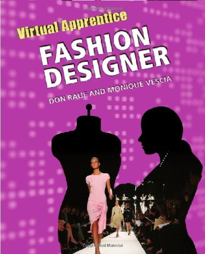 9780816067619: Fashion Designer (Virtual Apprentice (Hardcover))