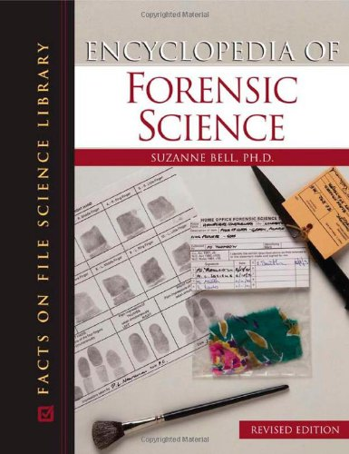 9780816067992: Encyclopedia of Forensic Science (Facts on File Science Library)