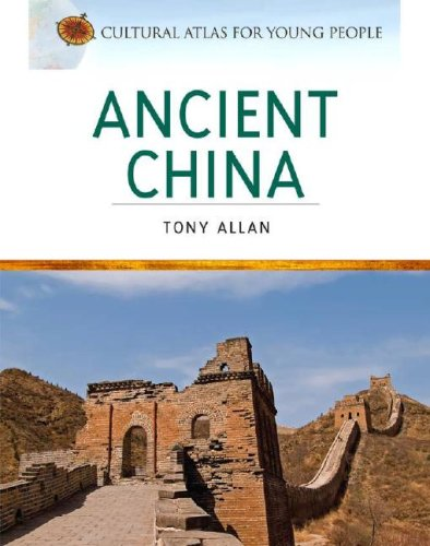 9780816068272: Ancient China (Cultural Atlas for Young People)