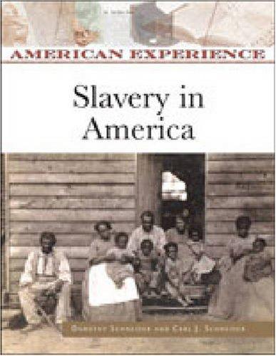 9780816068395: Slavery in America: An Eyewitness History (Eyewitness History (Paperback))