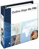 9780816068401: Outline Maps on File