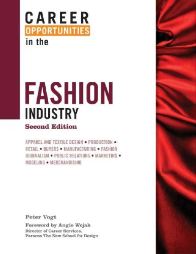 9780816068418: Career Opportunities in the Fashion Industry