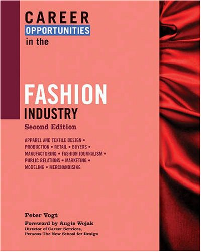 9780816068425: Career Opportunities in the Fashion Industry