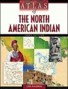 9780816068593: Atlas of The North American Indian