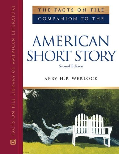 9780816068951: The Facts on File Companion to the American Short Story (Companion to Literature)