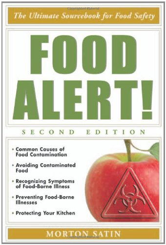 9780816069682: Food Alert!: The Ultimate Sourcebook for Food Safety