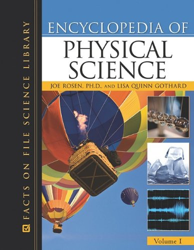 9780816070114: Encyclopedia of Physical Science (Facts on File Science Library) Volume 1 & 2