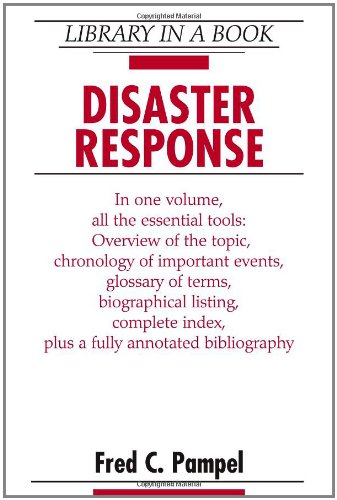 9780816070237: Disaster Response (Library in a Book)
