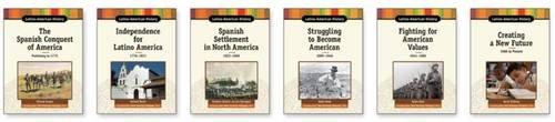 Latino-American History Set (Hardback)