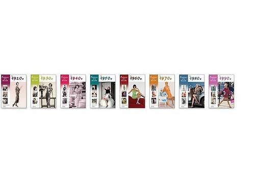 9780816070596: Fashions of a Decade, 8-Volume Set