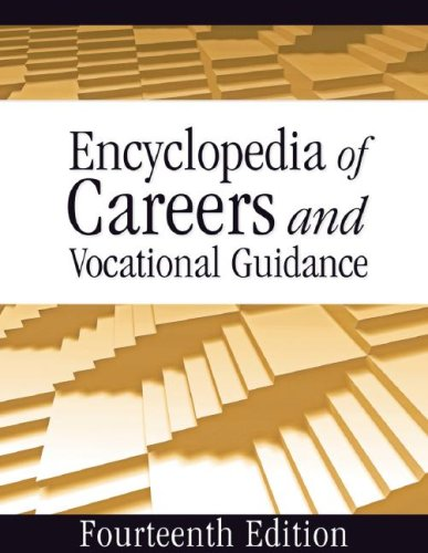 9780816070664: Encyclopedia of Careers and Vocational Guidance (5 Volume Set)