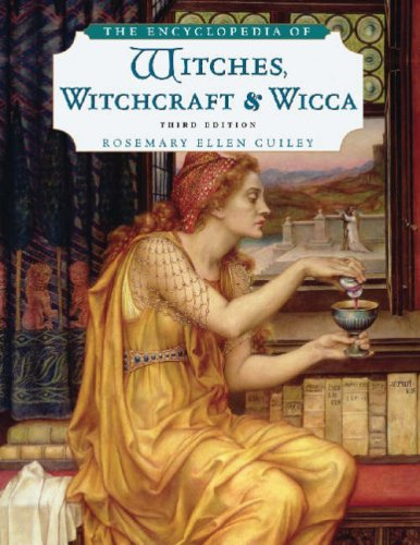 9780816071043: The Encyclopedia of Witches, Witchcraft and Wicca
