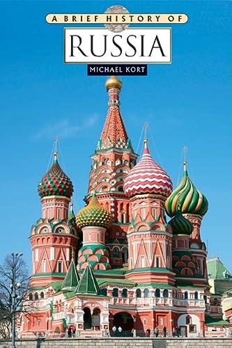 9780816071128: Brief History of Russia