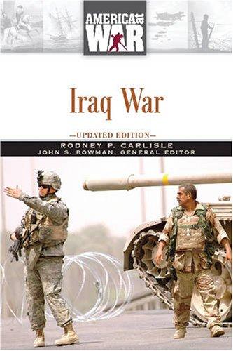9780816071296: Iraq War (America at War)