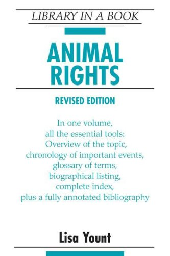 9780816071302: Animal Rights (Library in a Book)