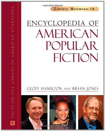 9780816071579: Encyclopedia of American Popular Fiction (Literary Movements)