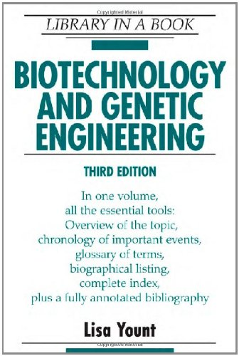 9780816072170: Biotechnology and Genetic Engineering (Library in a Book)