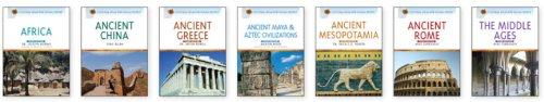 9780816072187: Cultural Atlas for Young People 6 Vol. Set
