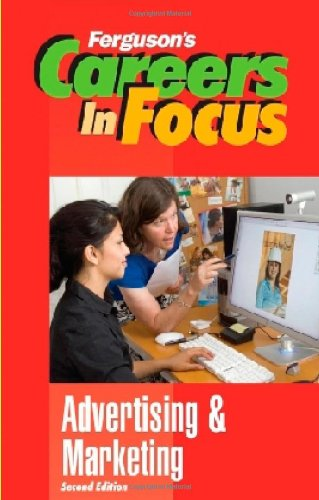 9780816072958: Advertising and Marketing (Ferguson's Careers in Focus)