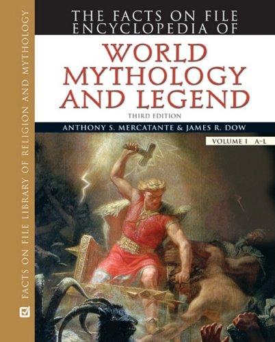 9780816073115: The Facts on File Encyclopedia of World Mythology and Legend (2 Volume Set) (Facts on File Library of Religion and Mythology)