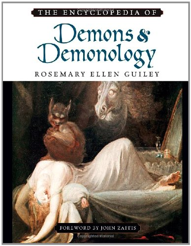 9780816073146: The Encyclopedia of Demons and Demonology