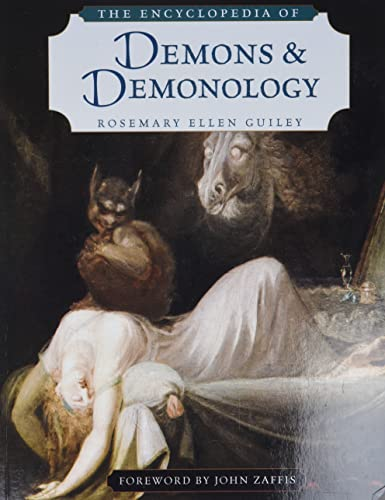 9780816073153: The Encyclopedia of Demons and Demonology