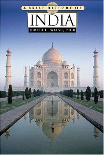 9780816073344: A Brief History of India (Brief History Of... (Checkmark Books))