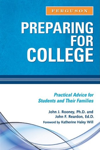 9780816073771: Preparing for College: Practical Advice for Students and Their Families