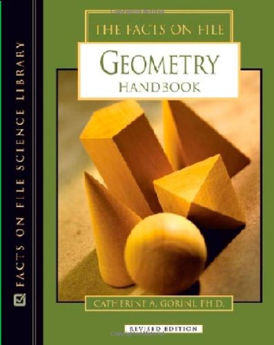 9780816073894: The Facts On File Geometry Handbook (Facts on File Science Library)