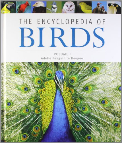 9780816074136: The Encyclopedia of Birds (two volume set)