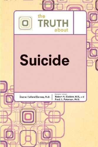 9780816076376: The Truth about Suicide (Truth about (Facts on File))