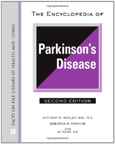 9780816076741: The Encyclopedia of Parkinson's Disease (Facts on File Library of Health & Living)