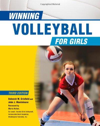 Winning Volleyball for Girls (Winning Sports for Girls): Deborah W. Crisfield