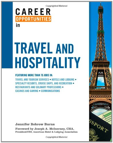 9780816077311: Career Opportunities in Travel and Hospitality