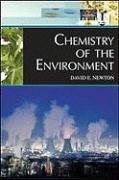 9780816077472: Chemistry of the Environment (The New Chemistry)