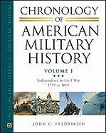 9780816077618: Chronology of American Military History, 3-Volume Set (Facts on File Library of American History)