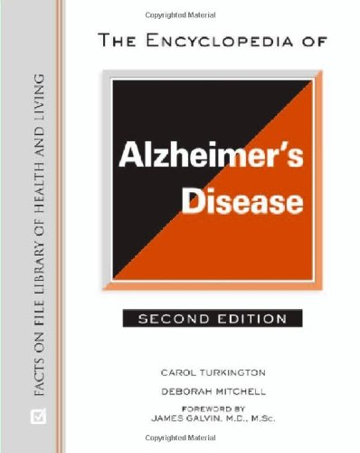 9780816077663: The Encyclopedia of Alzheimer's Disease (Facts on File Library of Health and Living)