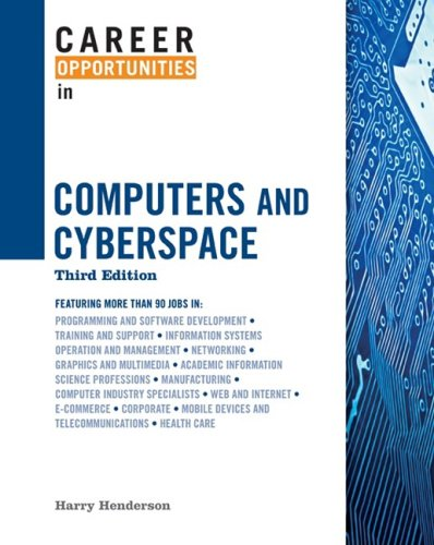 9780816077984: Career Opportunities in Computers and Cyberspace