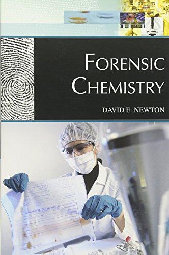9780816078004: Forensic Chemistry (New Chemistry)