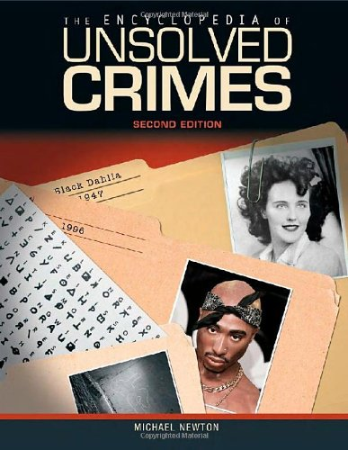 9780816078189: Encyclopedia of Unsolved Crimes (Facts on File Crime Library)