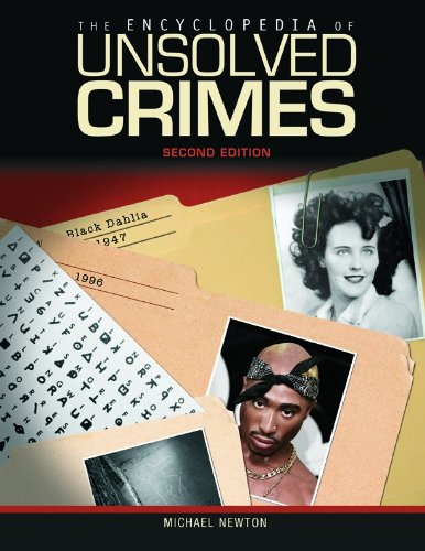 9780816078196: The Encyclopedia of Unsolved Crimes