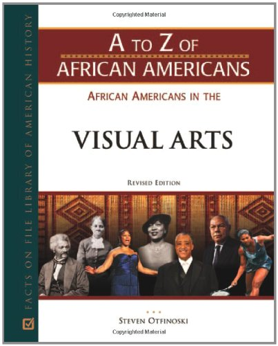 9780816078400: African Americans in the Visual Arts (Facts on File Library of American History - A to Z of African Americans)