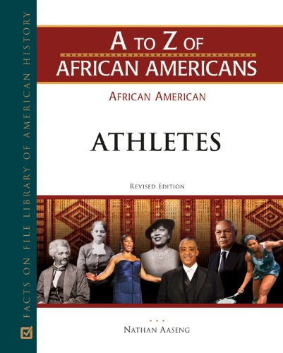 9780816078691: African-American Athletes (A to Z of African Americans)