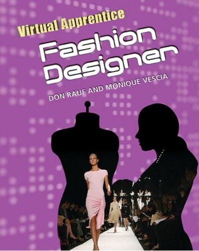 9780816078936: Fashion Designer (Virtual Apprentice (Paperback))