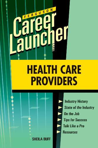Health Care Providers (Career Launcher) (0816079765) by Sheila Buff