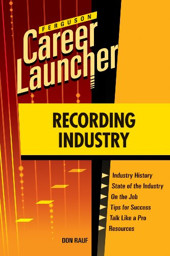 Recording Industry (Career Launcher) (Ferguson Career Launcher)