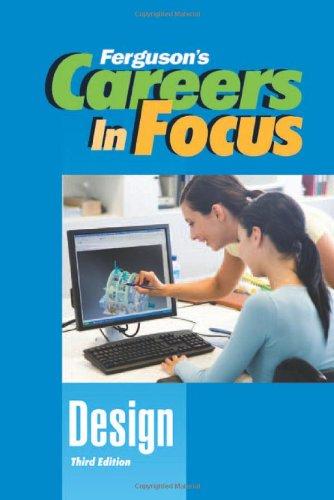 9780816080243: Careers in Focus: Design (Ferguson's Careers in Focus)