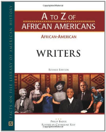 9780816081417: African-American Writers (A to Z of African Americans)