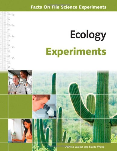 9780816081691: Ecology Experiments (Facts on File Science Experiments)